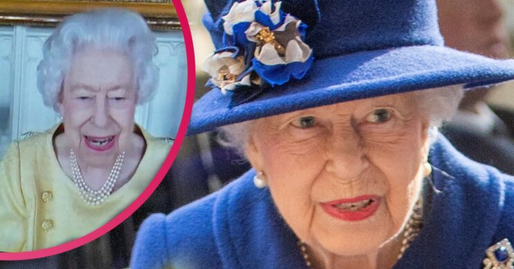 The Queen returns to duties after health scare