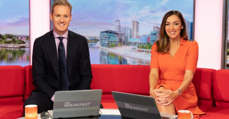 sally nugent named as Louise Minchin replacement on bbc breakfast