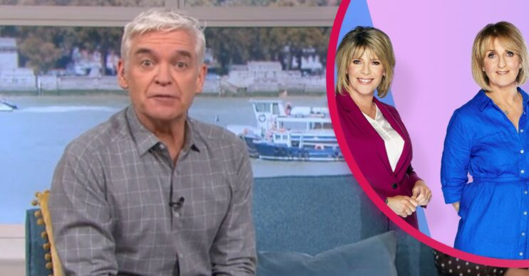 Loose Women cancelled today as This Morning cut short